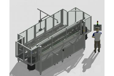 Fully Automated Foaming Machine